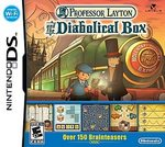 Professor Layton & the Diabolical Box for Nintendo DS last updated Jul 24, 2009