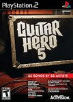 Guitar Hero 5 for PlayStation 2 last updated Mar 18, 2011