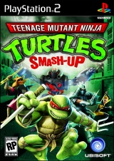 Teenage Mutant Ninja Turtles: Smash-Up PS2