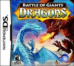 Battle of Giants - Dragons DS