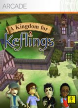 A Kingdom for Keflings Xbox 360