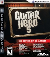 Guitar Hero 5 for PlayStation 3 last updated Mar 23, 2010