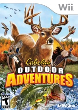 Cabela's Outdoor Adventure 2010 Wii