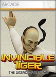 Invincible Tiger: The Legend of Han Tao Xbox 360