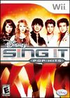 Disney Sing It: Pop Hits Wii