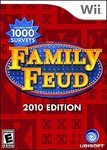 Family Feud 2010 Edition Wii