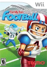 Family Fun Football Wii