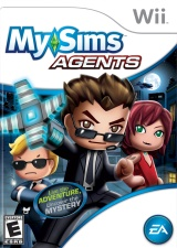 MySims: Agents for Wii last updated Aug 26, 2014