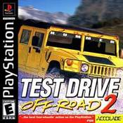 Test Drive: Off-Road 2 PSX