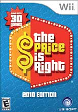 Price is Right 2010 Edition, The for Wii last updated Aug 28, 2009