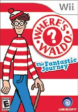 Where's Waldo: The Fantastic Journey Wii