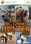 Cabela's Big Game Hunter 2010 Xbox 360