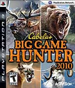 Cabela's Big Game Hunter 2010 for PlayStation 3 last updated Feb 27, 2010