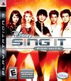 Disney Sing It: Pop Hits PS3