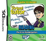 My Virtual Tutor: Reading (Kindergarten) DS