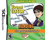 My Virtual Tutor: Reading (K to First) DS