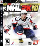 NHL 2K10 for PlayStation 3 last updated Jan 27, 2010