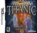 Hidden Mysteries: Titanic Secrets of the Fateful Voyage DS