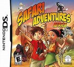 Safari Adventures DS