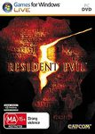 Resident Evil 5 for PC last updated Apr 19, 2012