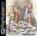 Threads Of Fate PSX