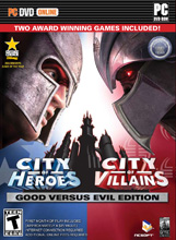 City of Heroes: Good vs. Evil Edition PC