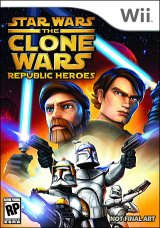 Star Wars The Clone Wars: Republic Heroes for Wii last updated Jul 07, 2010