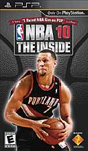 NBA 10: The Inside PSP