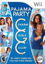 Charm Girls Club: Pajama Party Wii