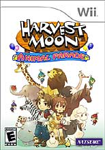 Harvest Moon: Animal Parade Wii