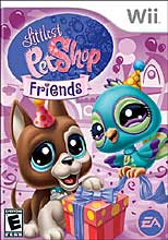 Littlest Pet Shop: Friends Wii