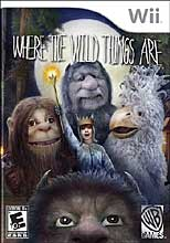 Where the Wild Things Are Wii
