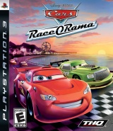Cars Race-O-Rama for PlayStation 3 last updated Oct 26, 2009