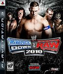 WWE Smackdown vs. Raw 2010 for PlayStation 3 last updated Aug 18, 2010