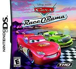 Cars Race-O-Rama DS