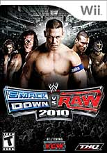 WWE Smackdown vs. Raw 2010 for Wii last updated Jun 05, 2011