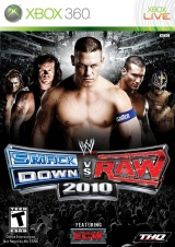 WWE Smackdown vs. Raw 2010 Xbox 360