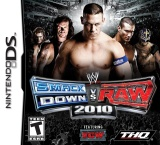 WWE Smackdown vs. Raw 2010 for Nintendo DS last updated Oct 15, 2010