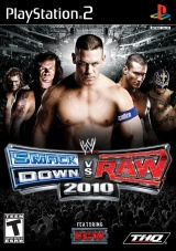 WWE Smackdown vs. Raw 2010 for PlayStation 2 last updated Oct 27, 2010