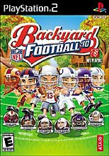 Backyard Football 2010 PS2