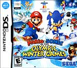 Mario & Sonic at the Winter Olympic Games DS