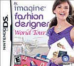 Imagine: Fashion Designer World Tour DS