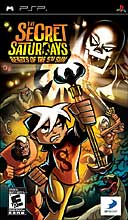 Secret Saturdays: Beasts of the 5th Sun PSP