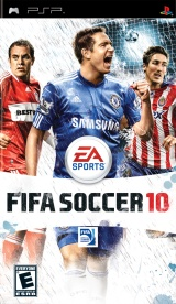 FIFA Soccer 10 for PSP last updated Jul 13, 2010