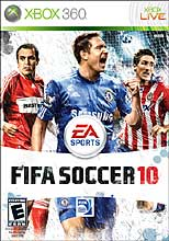 FIFA Soccer 10 for Xbox 360 last updated Apr 08, 2010