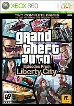 Grand Theft Auto: Episodes From Liberty City for Xbox 360 last updated Dec 17, 2013