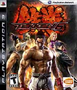 Tekken 6 for PlayStation 3 last updated Jul 16, 2013