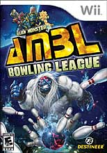 Alien Monster Bowling League Wii