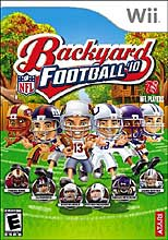 Backyard Football 2010 Wii