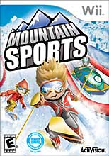 Big League Sports: Winter Sports Wii